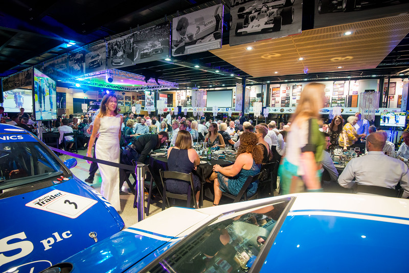 Highlands Motorsport & Tourism Park Annual Members Day Dinner & Awards at Highlands Motorsport Park, Cromwell, New Zealand.  30 March 2019.  Credit: Clare Toia-Bailey / image-central.co.nz
