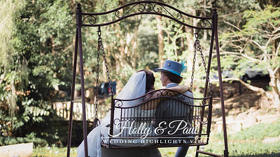 Holly and Paul Highlights video by She Said YES! wedding photography