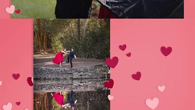 Jes & Alex Engagement Slideshow