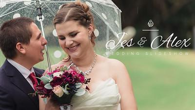 Jes & Alex Wedding slideshow