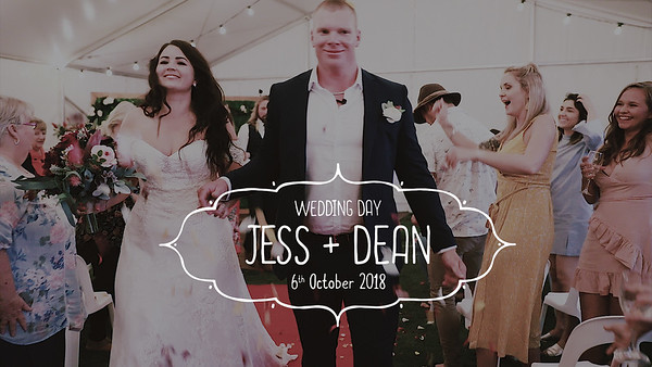 Jess_and_Dean_Highlight_1080P_She_Said_YES-Wedding_Videography