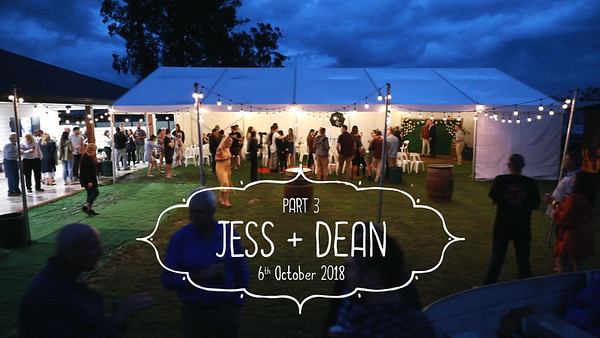 Part_3_Jess_and_Dean_Long_version_1080P_She_Said_YES-Wedding_Videography