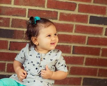 Jordan Baby Portrait 1