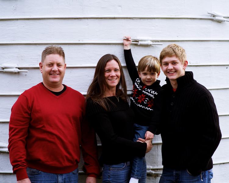 Kendal Family 1