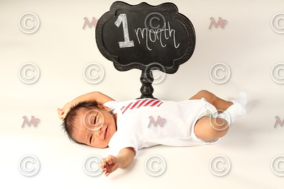Kenneth @ 1 Month
