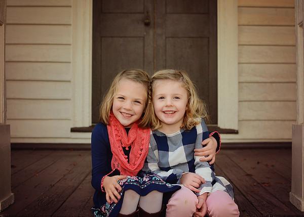 Libbie & Charlotte {family}