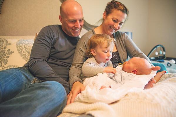 Hudson - Lifestyle Newborn