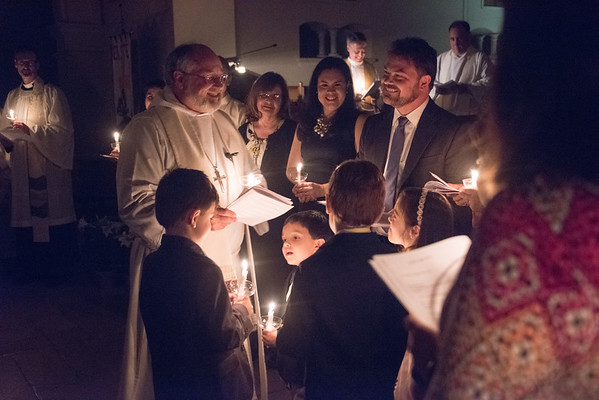 Loftin Baptism, April 4th, 2015
