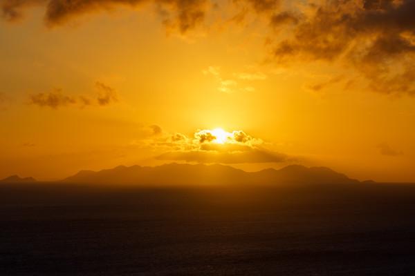 MMPI_20200907_MMCK0074_0008 - Sunset over the Australian mainland.