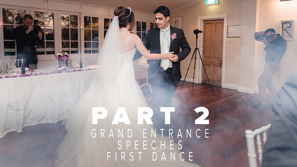 Part 2 - Reception Party 1