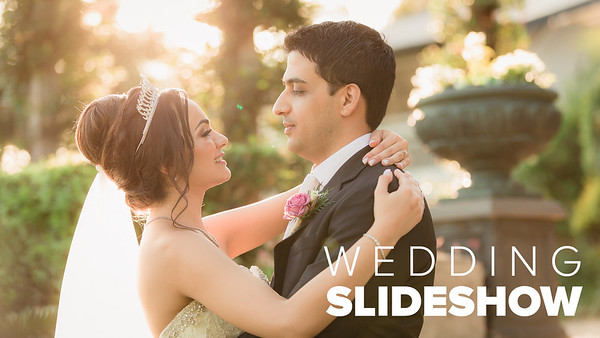 Complimentary Wedding Slideshow