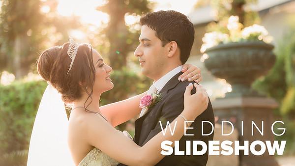 Complimentary Wedding Slideshow