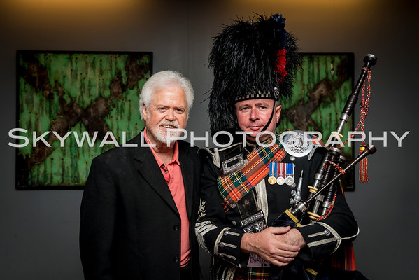 Memories with Merrill Osmond in Glasgow