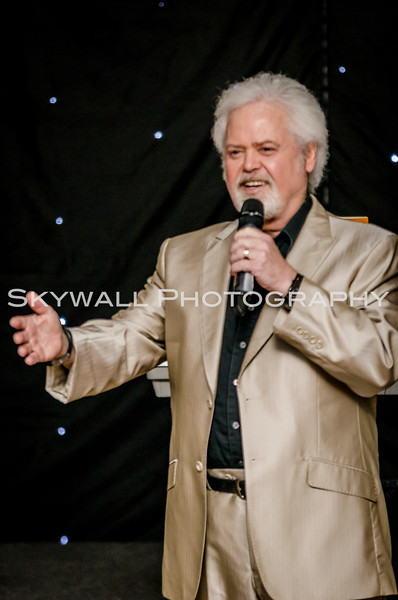 Merrill Osmond in York