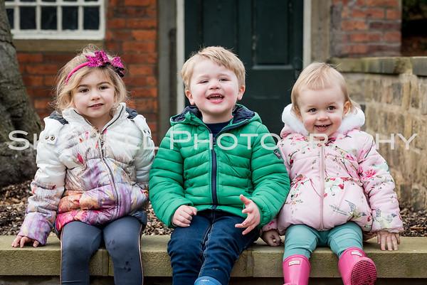Michaela - Family Portraits