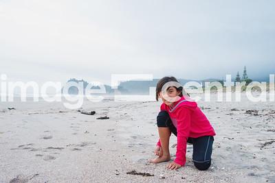 Avie Morgan Whiritoa Beach