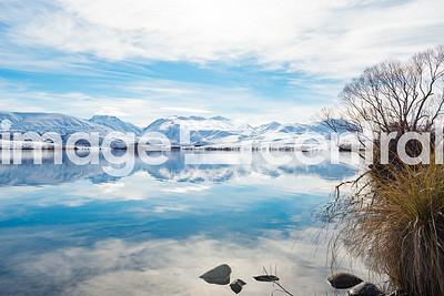 Lake Alexandrina, NZ