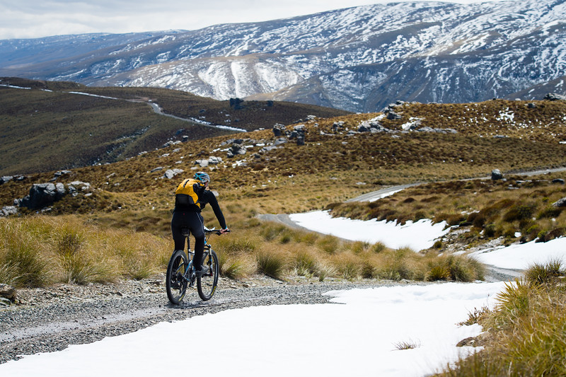 The Cromwell Series: Garston to Bannockburn Gutbuster Mountain Bike Event 24 November 2018.  Copyright image:  Clare Toia-Bailey / image-central.co.nz