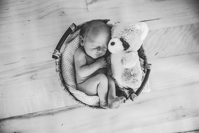 Calen Newborn-3bw