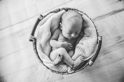 Calen Newborn-9bw