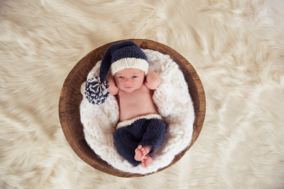 Waylon Newborn-6