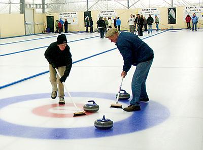 Naseby Curling