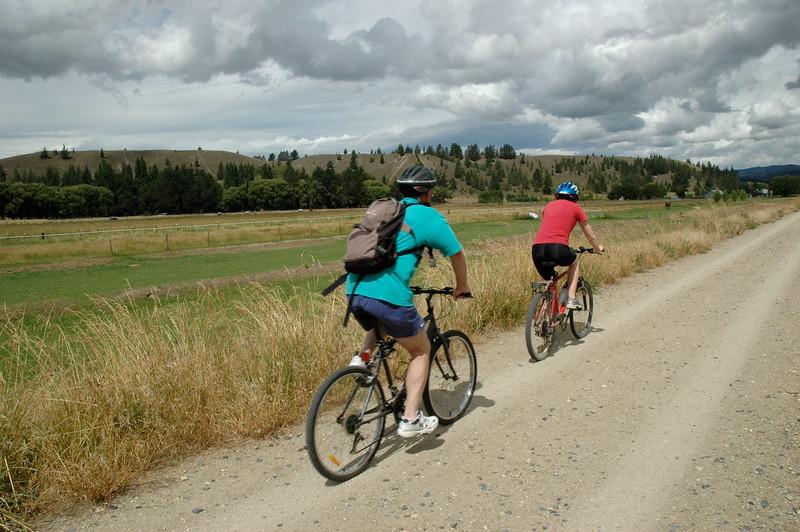 Otago Central Rail Trail -
