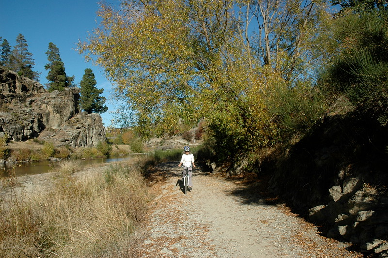 Alexandra River track Autumn