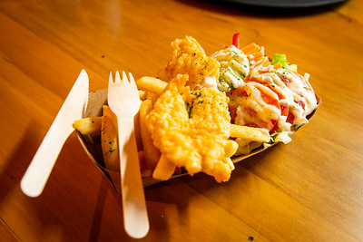 Blue Cod & Chips-1