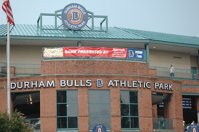 Durham Bulls is a Triple AAA team for the Forida Marlins.