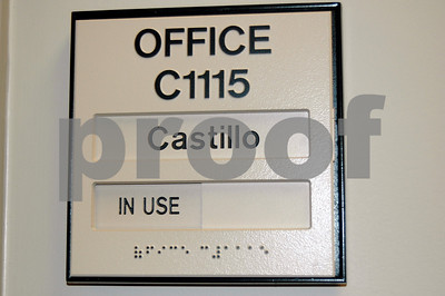 Officer Daniel T. Castillo's office (David's brother)