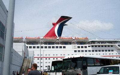 Our Ship.....