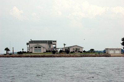 Another beautiful home....it's on an Island on the lake!!!