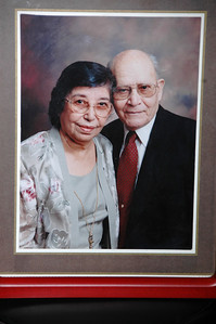 My beloved Aunt Elisabeth and My dearly departed Uncle Miguel!