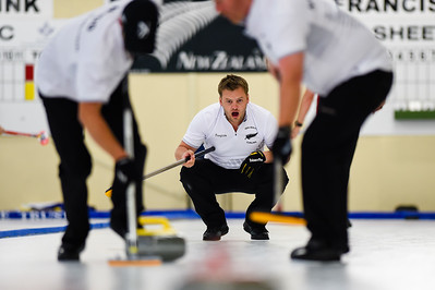 World Curling Qualification Series Naseby 2019