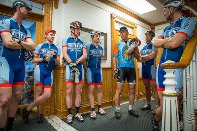 2014 CMS/Stryker Cycling Team