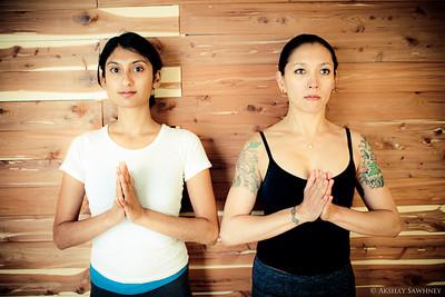 Yoga with Anita & Mimi