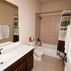 Upper Full Bathroom off of the family room  125 Lake Whitney Court, Georgetown, TX