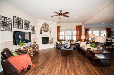 Cranbrook - Living room