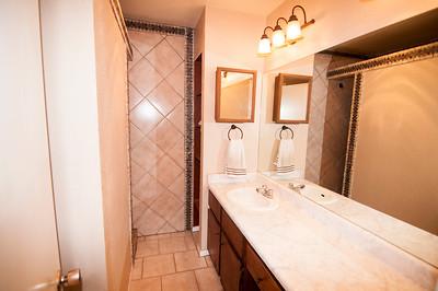 Master Bathroom from doorway