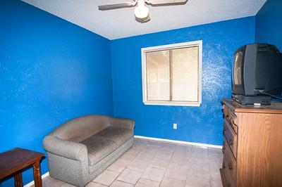 Second Bedroom from doorway