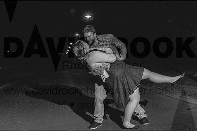 Toowoomba Engaged Couple