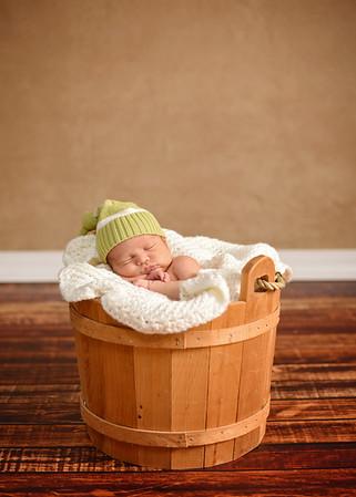 Rigby {newborn}