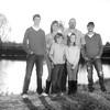 Robinson Family_003_BW