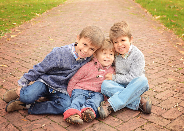 Ryker, Crosly & Isaac {family}