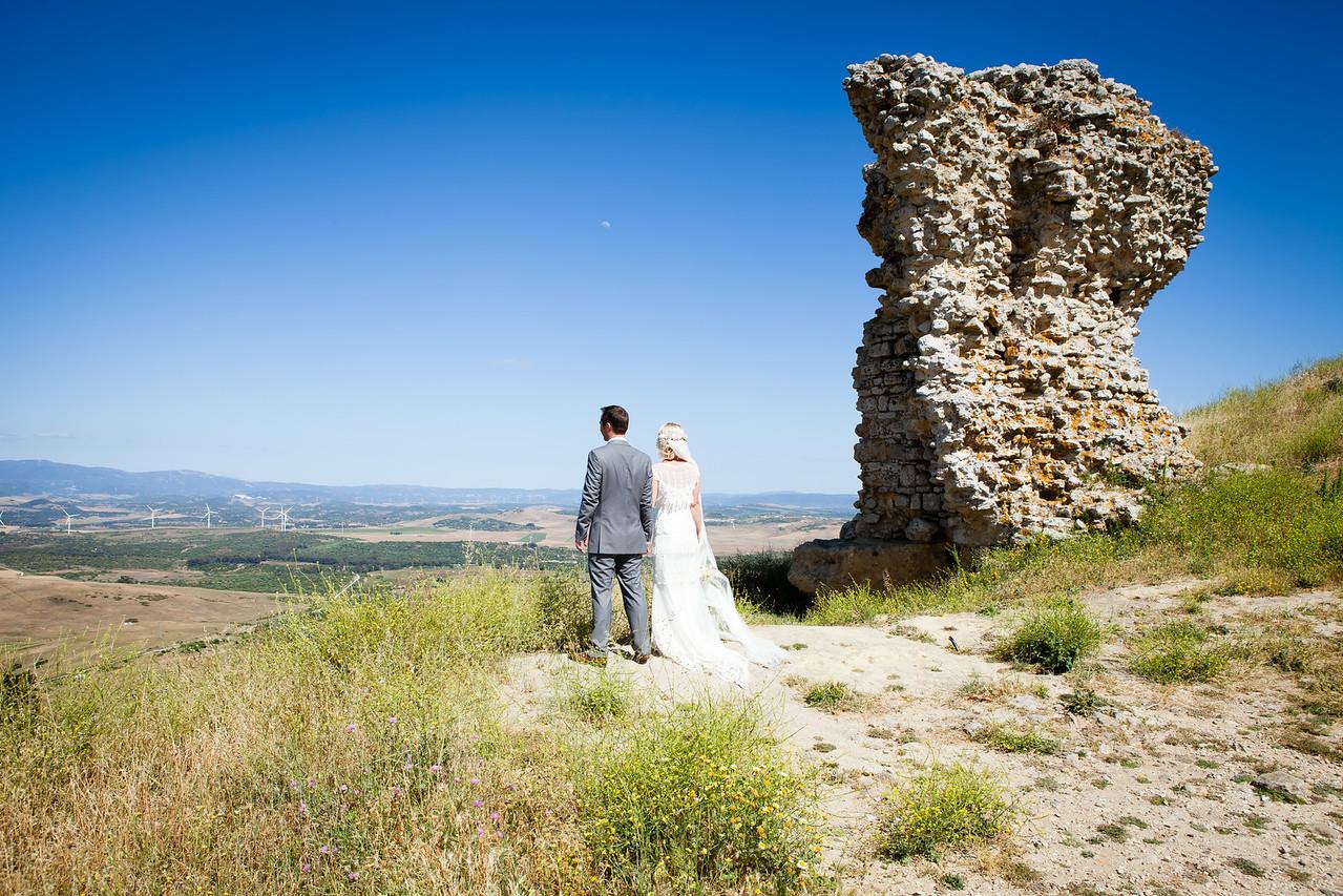 Sarah-Jayne & Jon, La Vista Medina, Spain