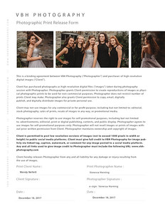 VBH Photo Print-Release Nellett