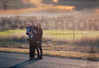 Farming Couple Engaged
