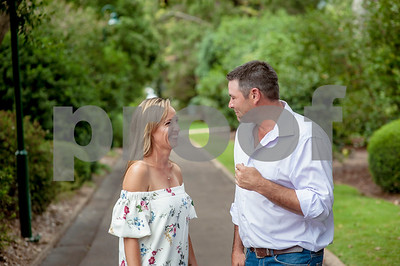 Goondoowindi Engaged Couple