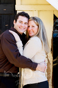 Engagement and Save the Date Portrait Session - Price-Martin Wedding. Airlie Center, Warrenton, Virginia. Northern Virginia Wedding Photography